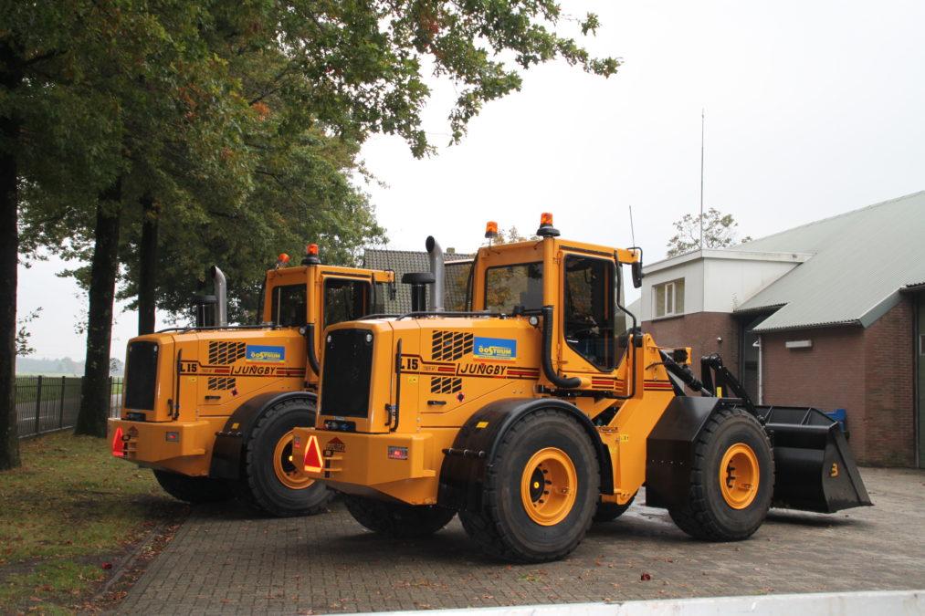 Twee nieuwe Ljungby's voor Van Oostrum