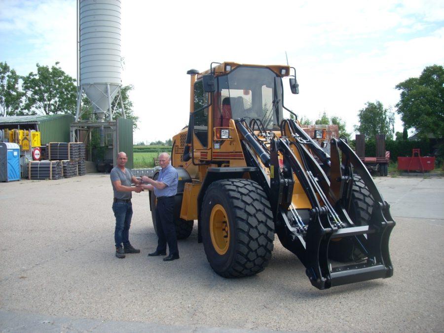Nieuwe Ljungby L13 voor firma Van Leeuwen Harmelen