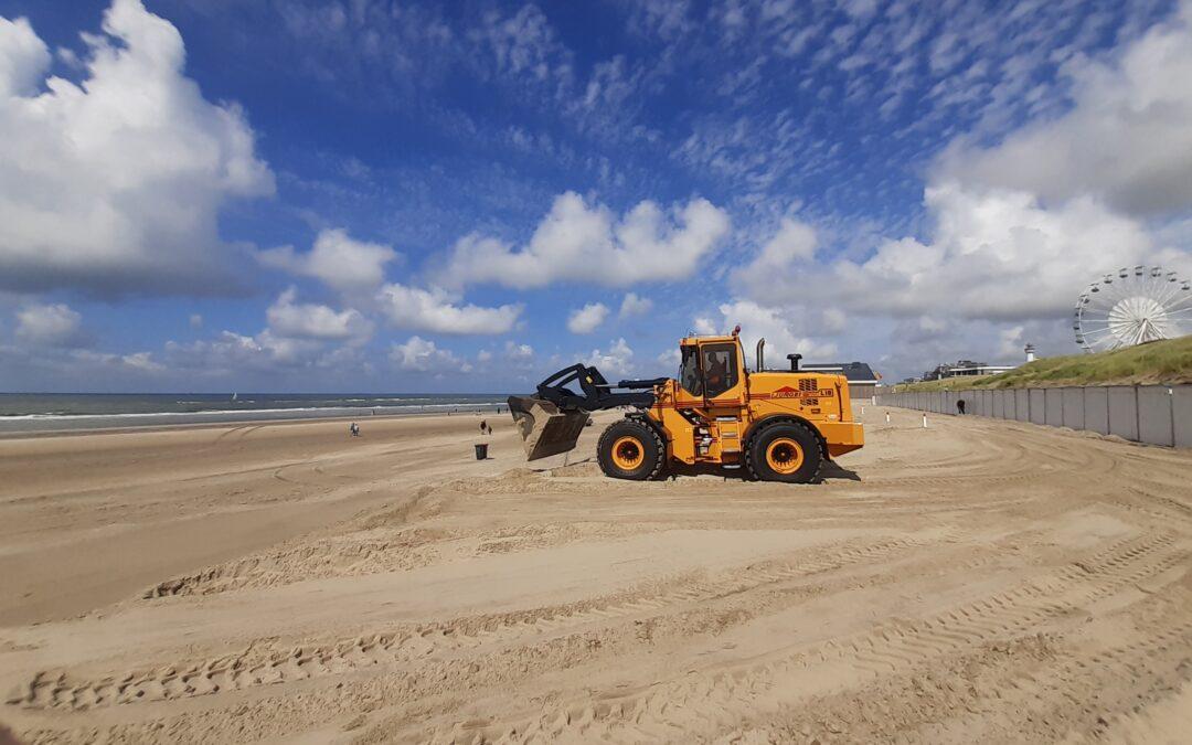 Nieuwe Ljungby  L18 voor M. Gul in Egmond aan Zee